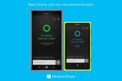 OS Windows 9 Akan Dibekali Cortana