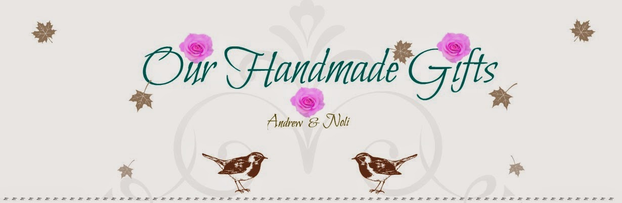 Our Handmade Gifts