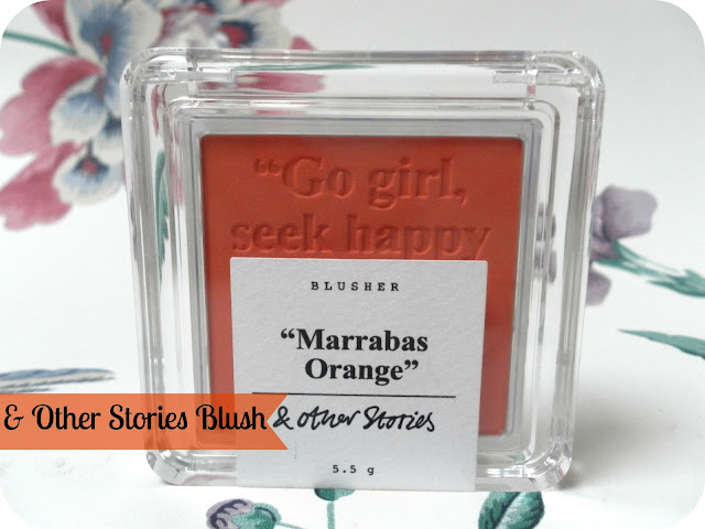 A picture of Marrabas Orange blush & Other Stories