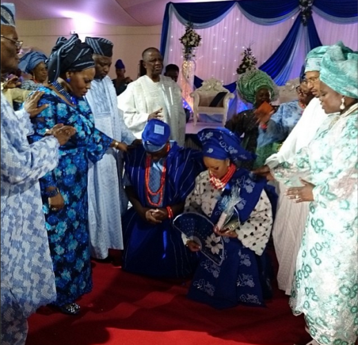 10 Greek Wedding Traditions You Might Not Know About: Pics From Pastor Ashimolowo's Son's Traditional Wedding