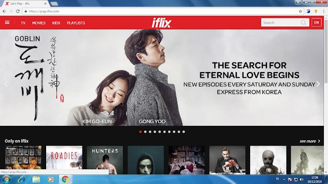 Beli Paket Freedom Combo Indosat , Gratis Nonton Film Di Iflix