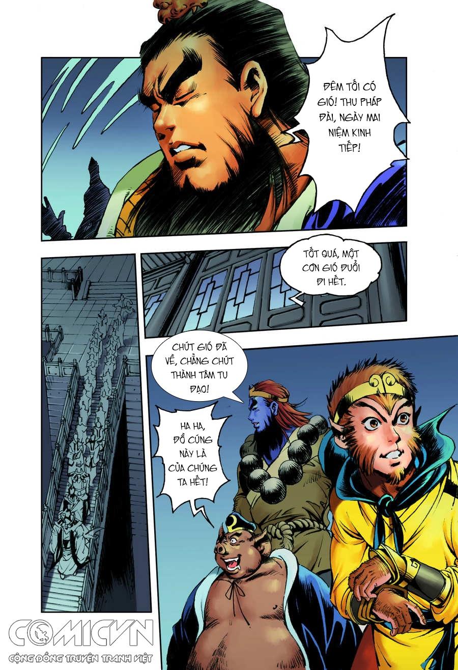 Tây Du Ký màu - Chapter 86 - Pic 10