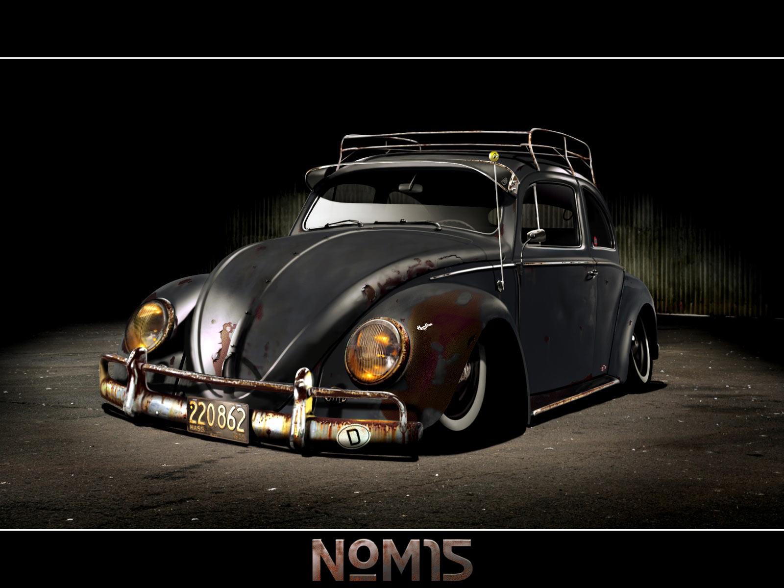 old car for desktop