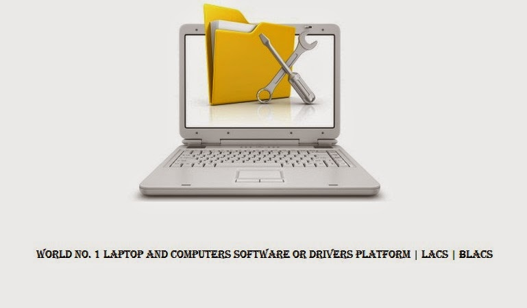 Drivers or Software for your Computer and Laptops