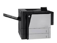 HP Laserjet M806dn Printer Driver Support