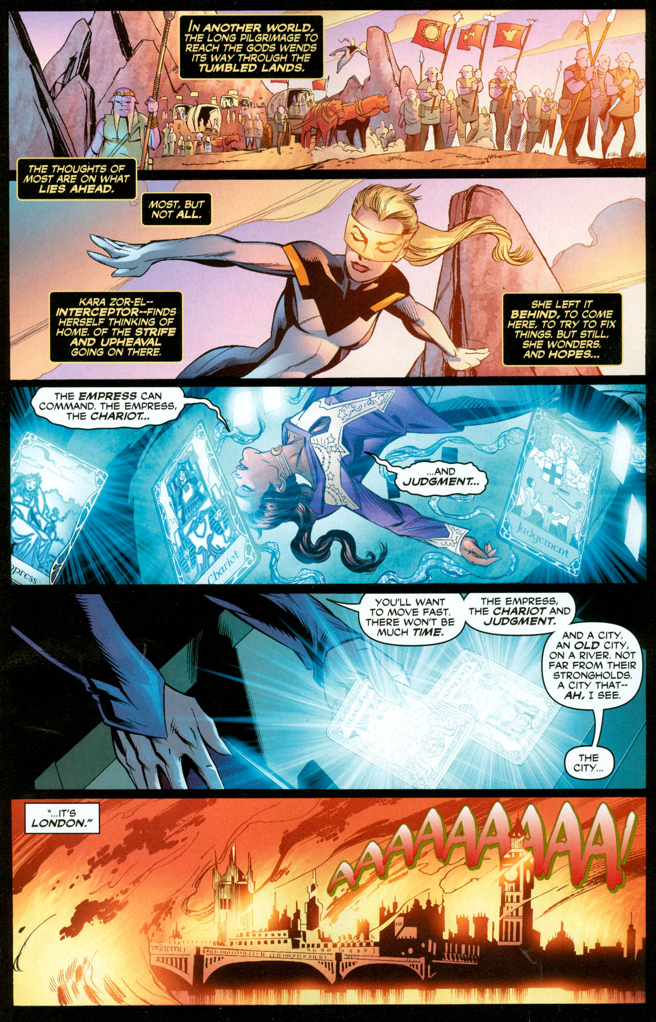 Read online Trinity (2008) comic -  Issue #31 - 3