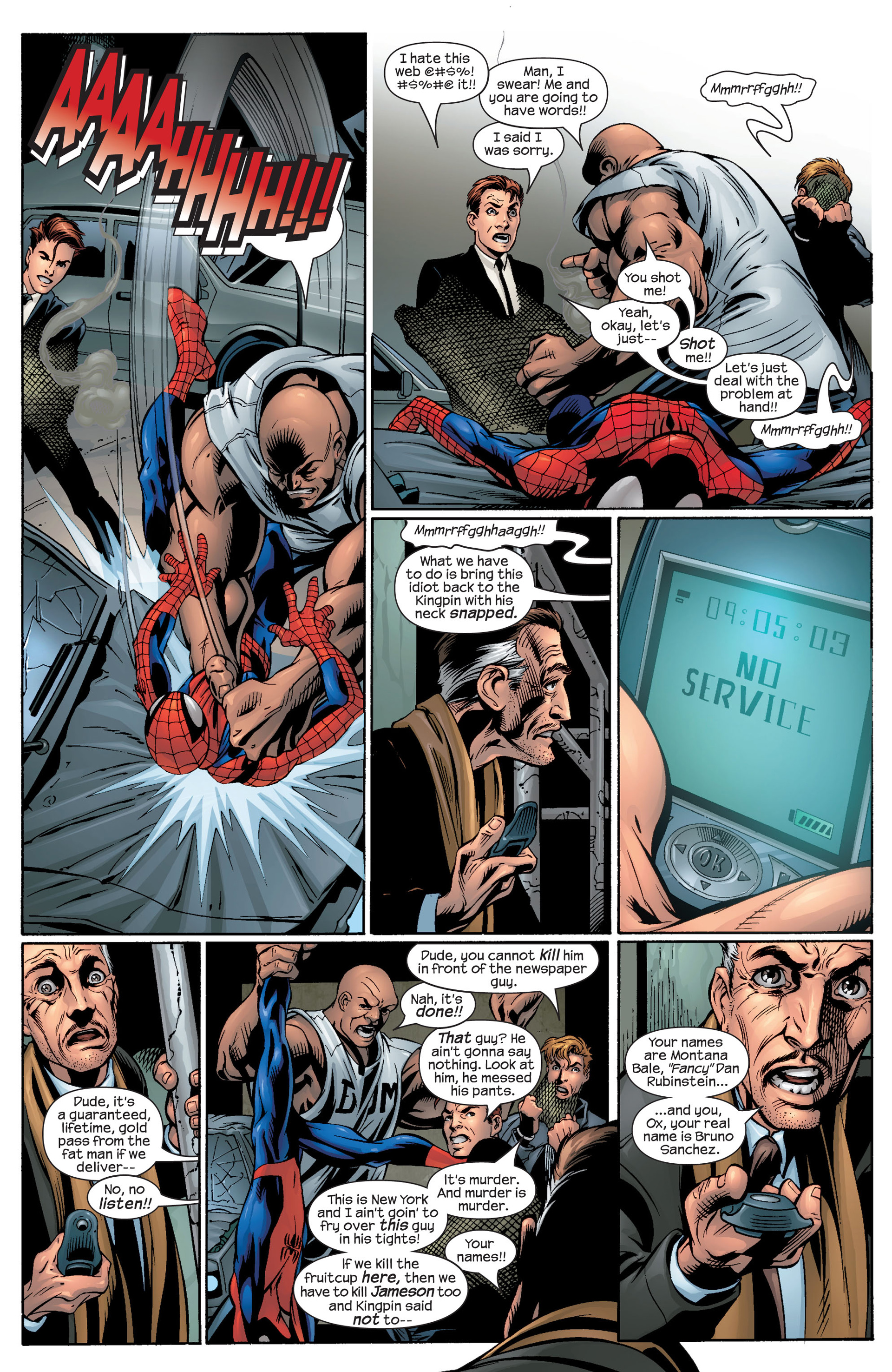 Read online Ultimate Spider-Man (2000) comic -  Issue #49 - 12