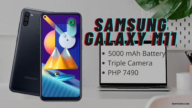 Samsung Galaxy M11 | Benteuno.com