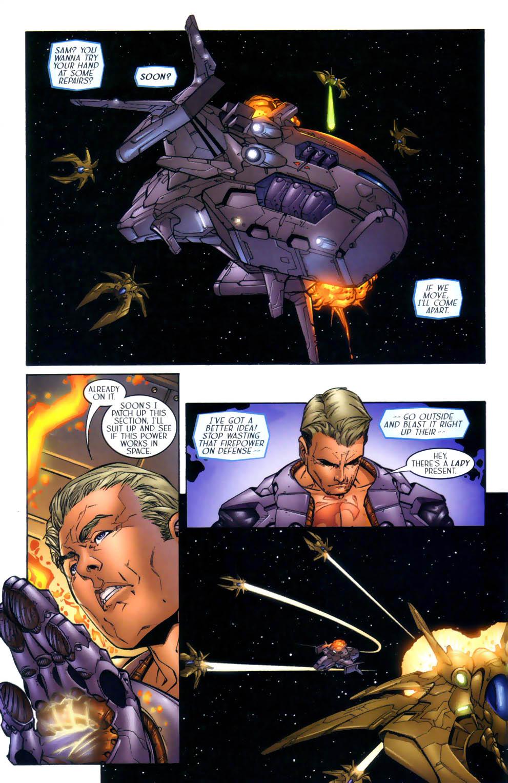 Read online Sigil (2000) comic -  Issue #3 - 15