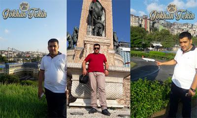 İstanbul'u Gezdim ve Güzel Yürekli Bir İnsan Tanıdım