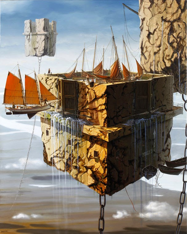 09-Jürgen-Geier-Ships-and-Maritime-Surreal-Paintings-www-designstack-co
