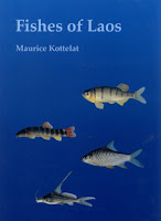 Lao book literature review - Fishes of Laos by Maurice Kottelat