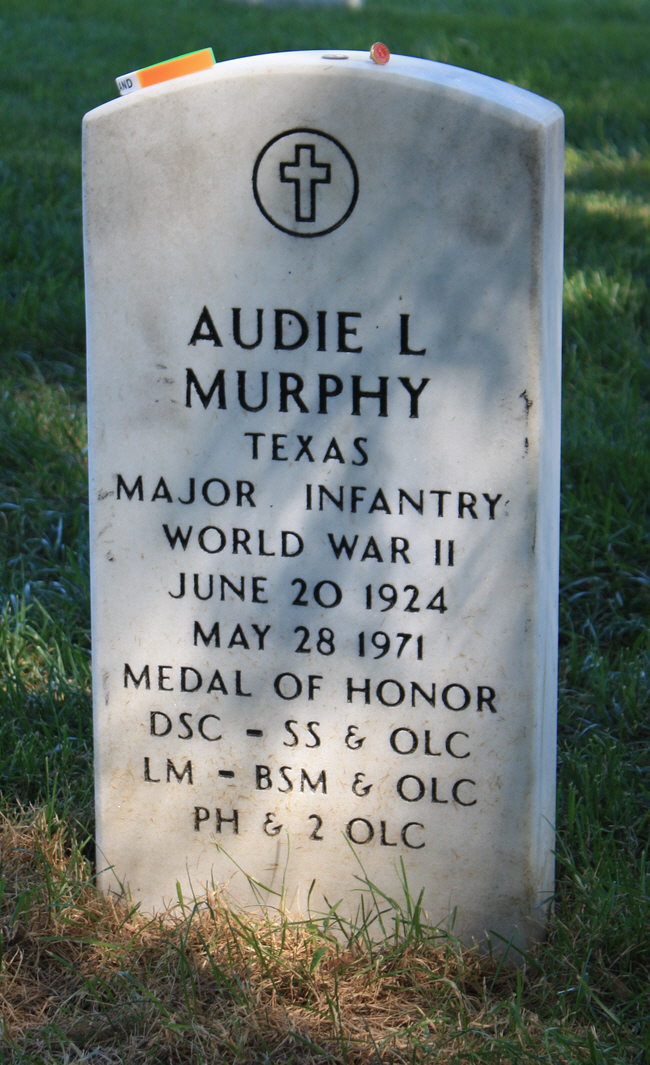 grave mistakes arlington national cemetery audie murphy soldier