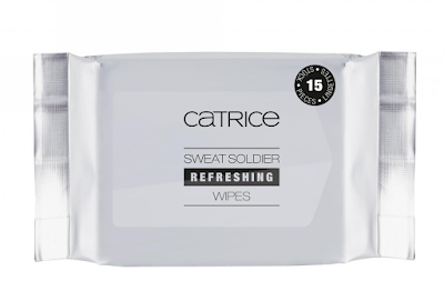 Sweat Soldier Refreshing Wipes