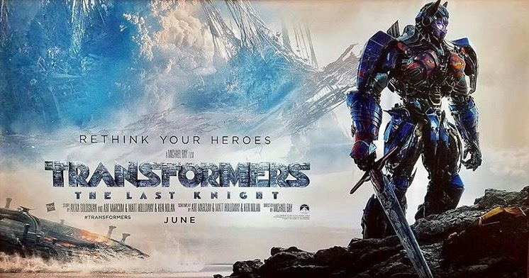 Transformers 5 The Last Knight 2017 Subtitle Indonesia