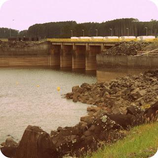 Barragem do Passo Real, Salto do Jacuí