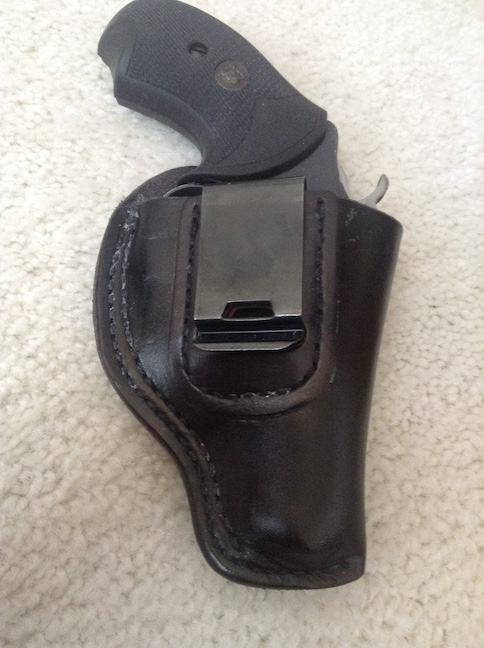 Bell Charter Oak Chicago Rocker Appendix Inside the Waistband (AIWB) Holster