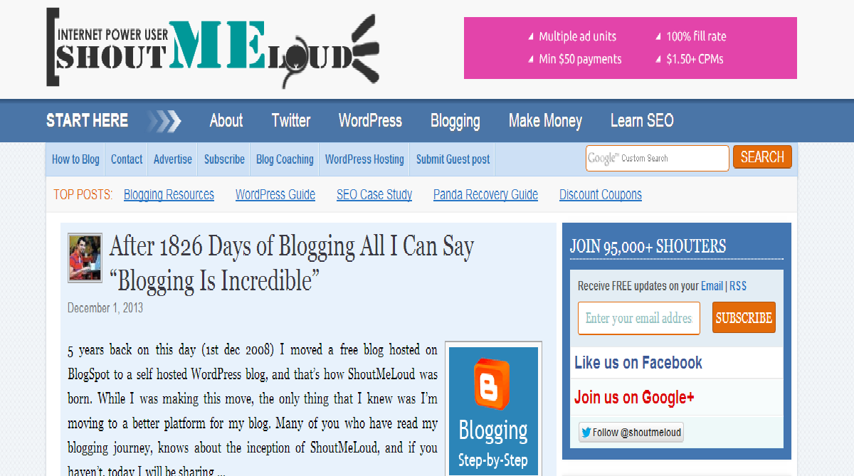 Make It Easy: Top 10 professional bloggers in India