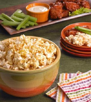 Buffalo Ranch Seasoning Mix for Popcorn Recipe