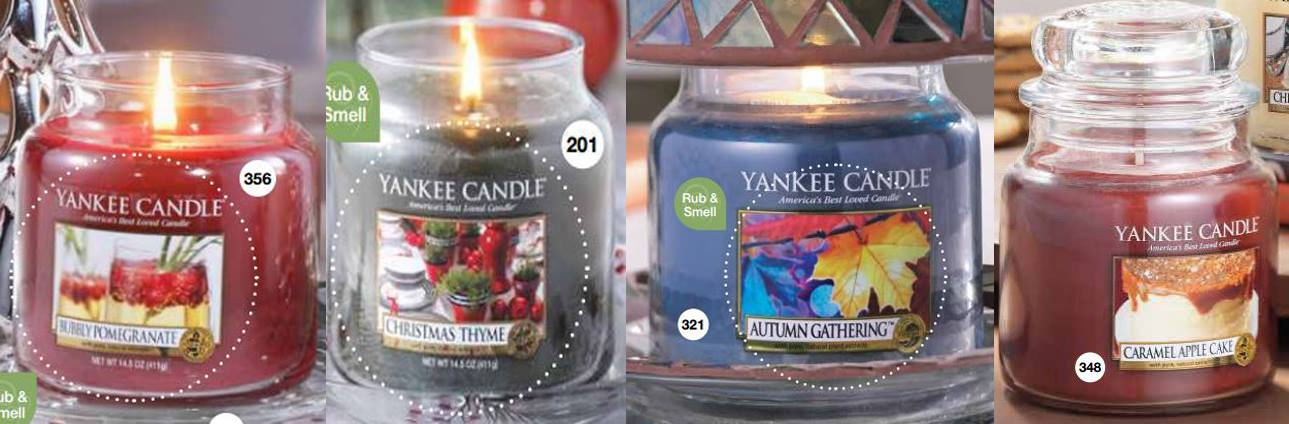 It 39 S All About Yankee Candle Yankee Candle Usa Autumn