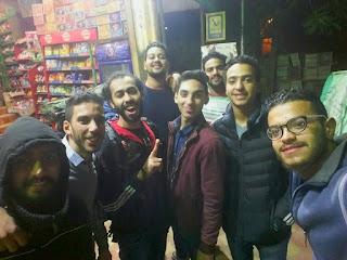 رحلة سير من القاهره لأسوان عمر خالد اليوم الثاني