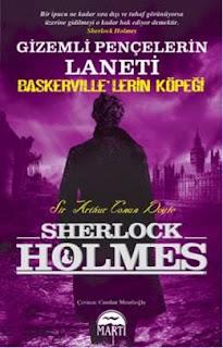 Kitap Yorumları, Arthur Conan Doyle, Sherlock Holmes, Gizemli Pençelerin Lâneti, Baskerville'lerin Köpeği, Cumhur Mısırlıoğlu, Martı Kitapevi, Polisiye, Edebiyat,