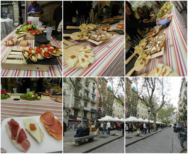 O que e onde comer em Barcelona