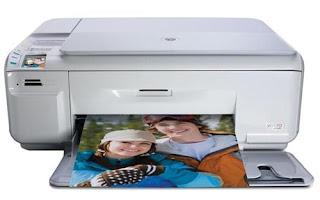 HP Photosmart C4410 Driver & Software Download