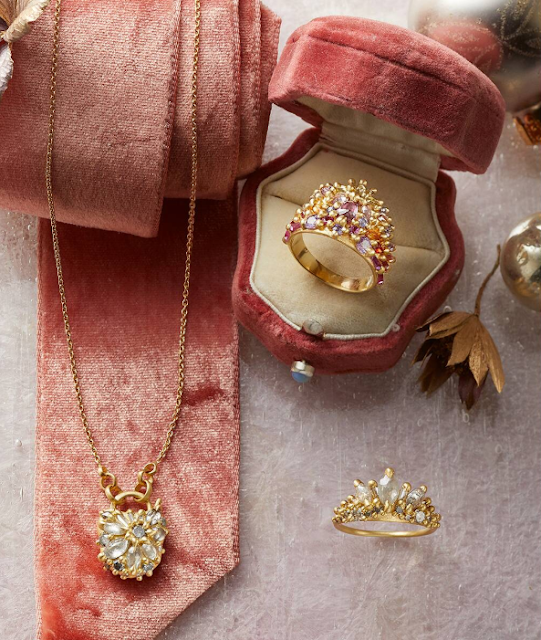 sundance catalog holiday jewelry polly wales