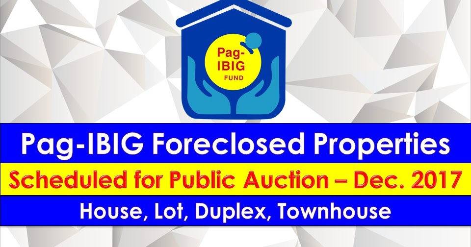 Bank Foreclosure Property Listings