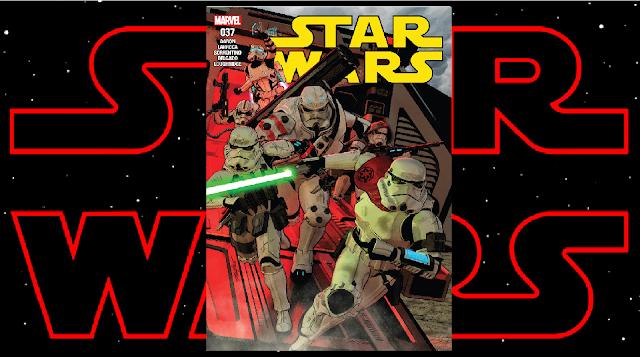 Recenzja - Star Wars #37: Imperial Pride - Jason Aaron