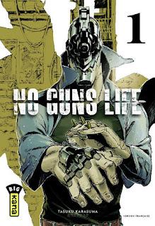 [7BD] No Guns Life - Tome 1 aux éditions Kana