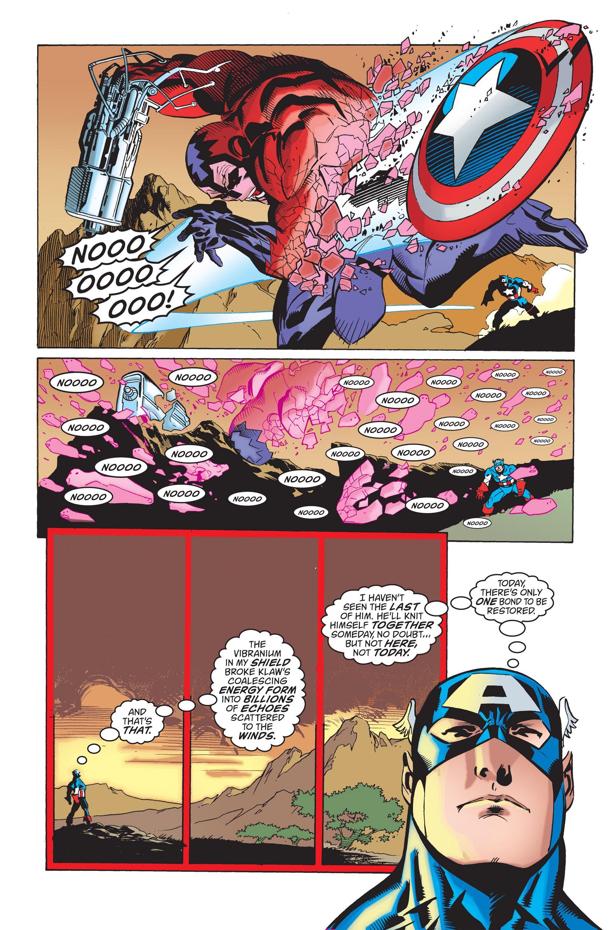 Captain America (1998) Issue #22 #28 - English 19