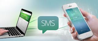 Cara Mengirim dan Menerima SMS Gratis Lewat Web / Internet