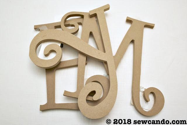 Three Dimensional Craft Art With Symmetrical Balance