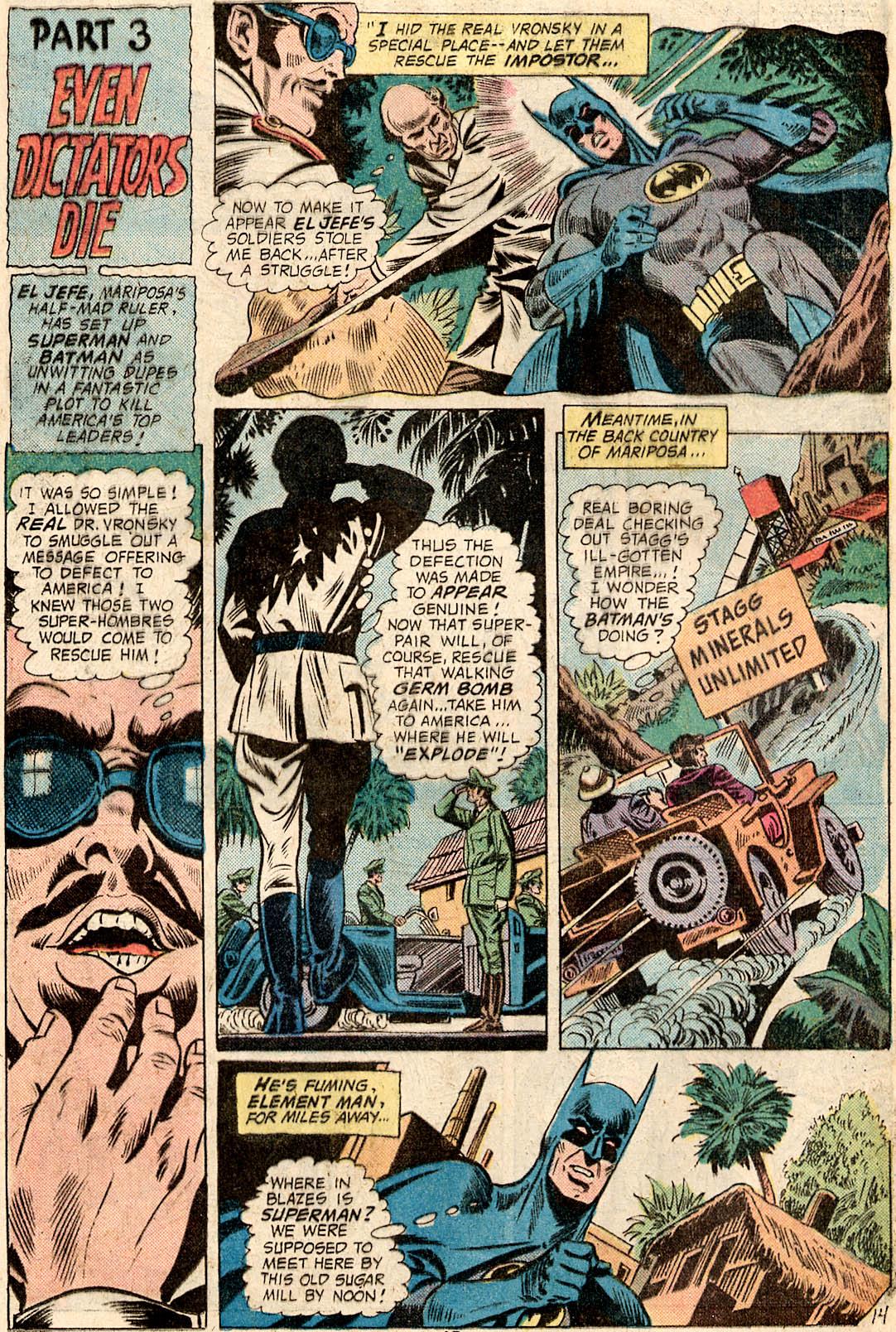 Read online World's Finest Comics comic -  Issue #226 - 16