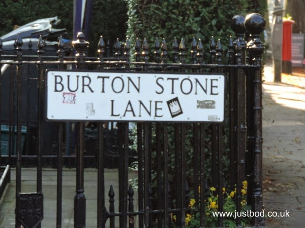 Burton Stone Lane, York