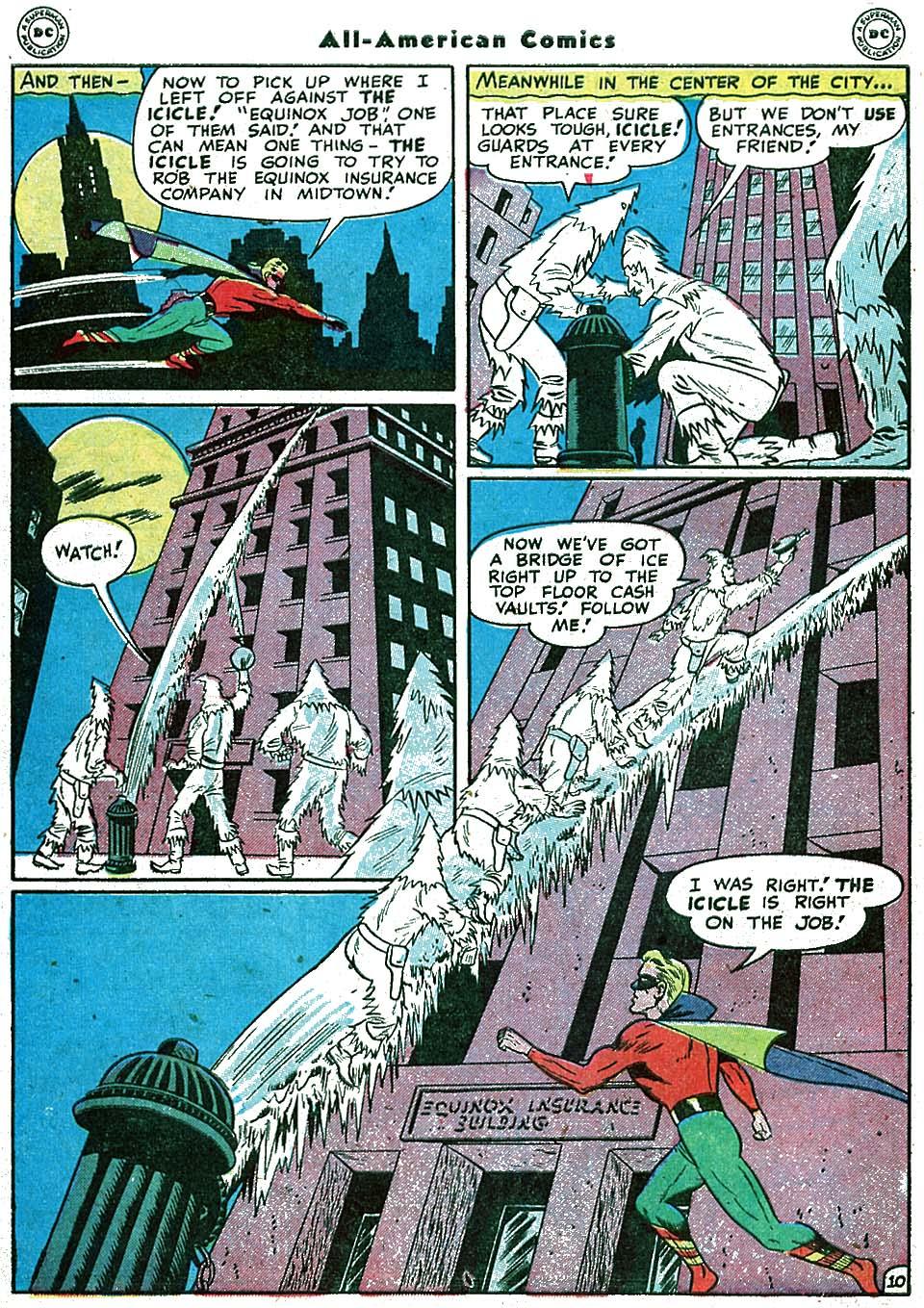 Read online All-American Comics (1939) comic -  Issue #90 - 12