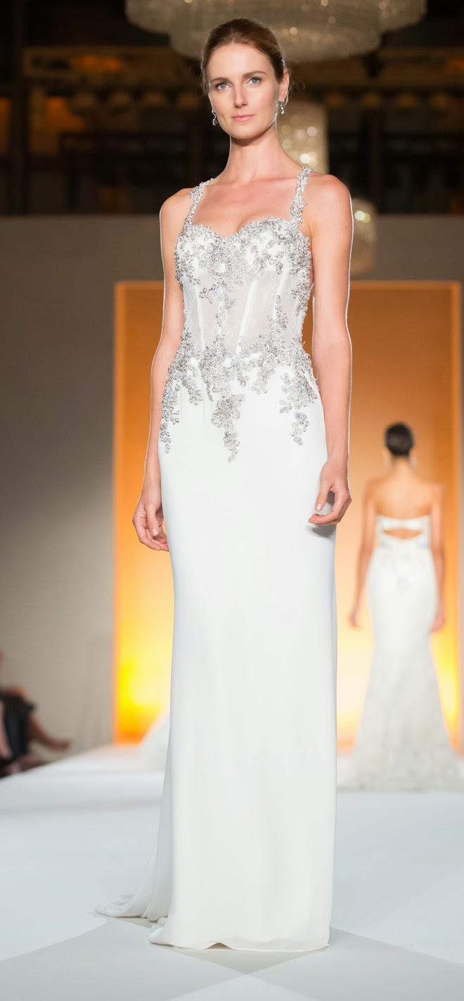 The Enzoani 2015 Bridal Collection & 8th Enzoani Fashion Event ...