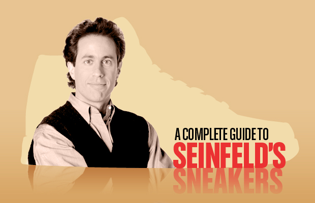 2fa64d8ddb4 Yessir, Jerry Seinfeld is quite the unique Nike head. While sneaker  celebrities like Greg Street, Wale and Fat Joe collect and wore special  edition Jordans, ...