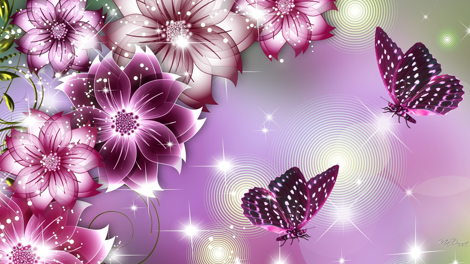 ImagesList Wallpapers With Butterflies 5