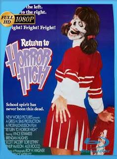 Return to Horror High (1987)  HD [1080p] Latino [Mega] dizonHD