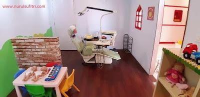 medikids wakaf depok klinik unik dan homey periksa gigi anak dan keluarga jadi lebih ceia dan menyenangkan pesona square mall