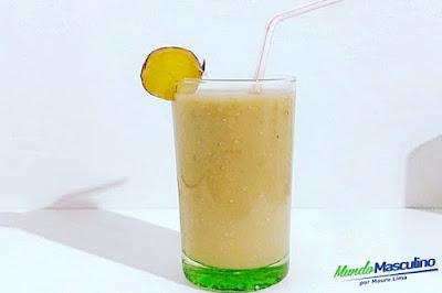 Shake Pré Treino de Batata Doce