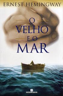 Resultado de imagem para O Velho e o Mar por Ernest Hemingway