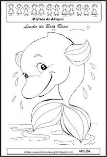 Personagem do folclore brasileiro, Boto