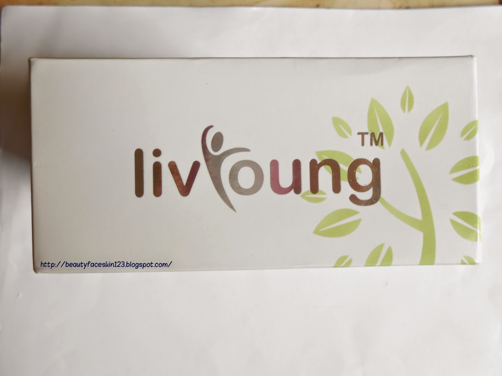 LIVYOUNG INTENSE BRIGHTENING FACIAL MASK