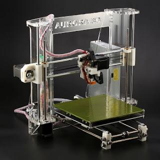 imprimante 3D vendue en kit, à monter soi-même