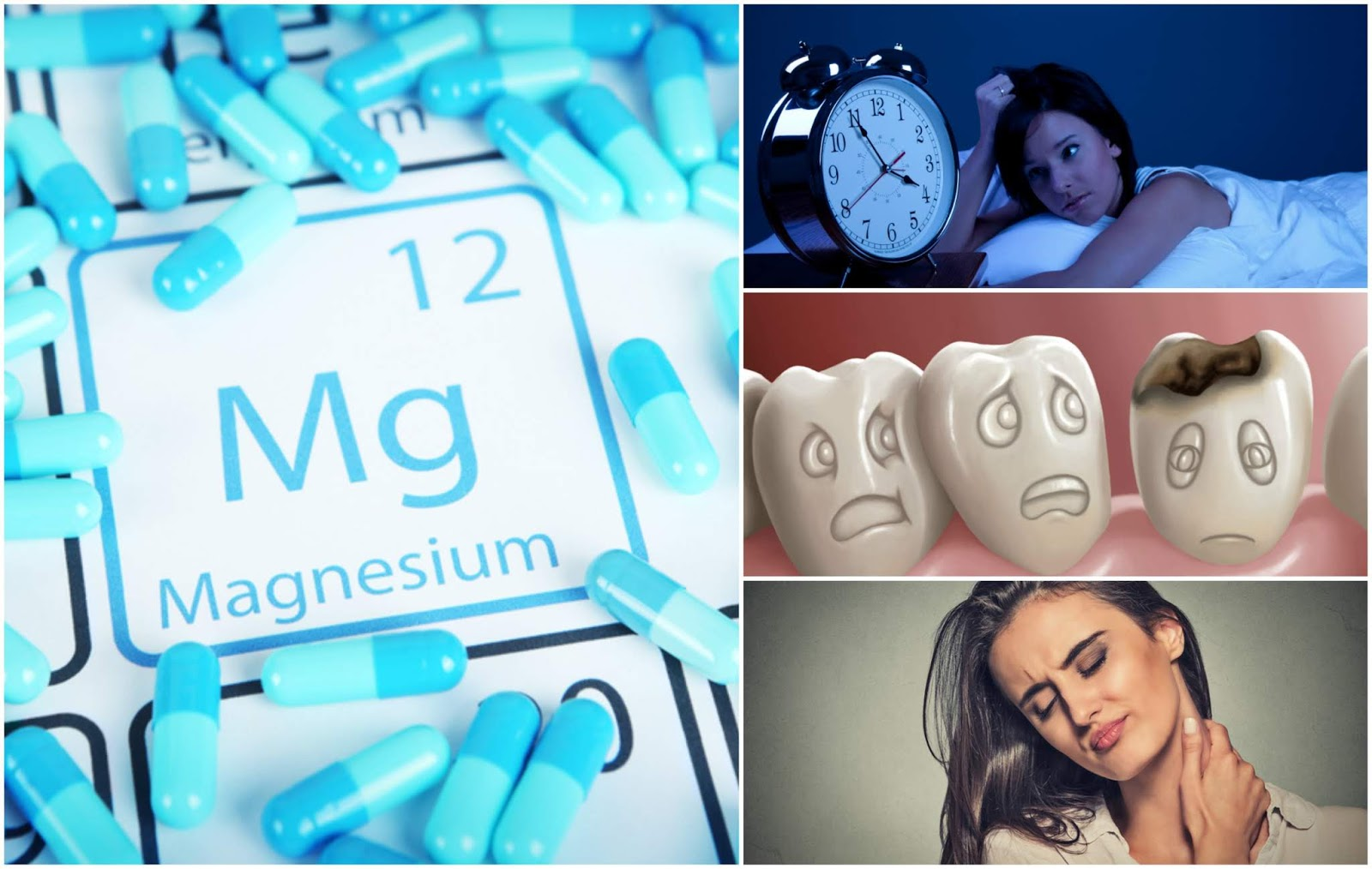 We Should All Consume Magnesium Every Day, It Heals 6 Health Problems