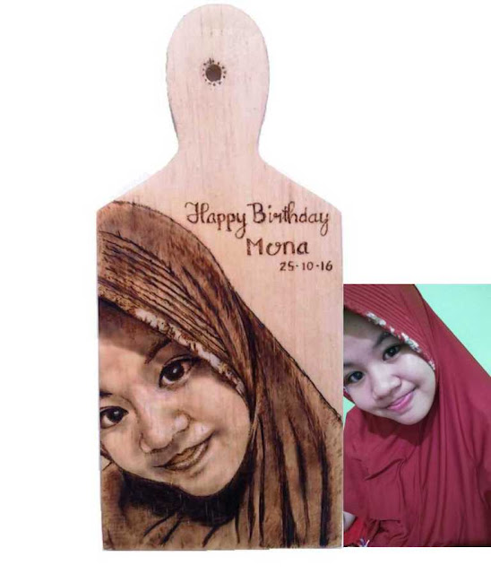 HBD Gift untuk Ramonalisa